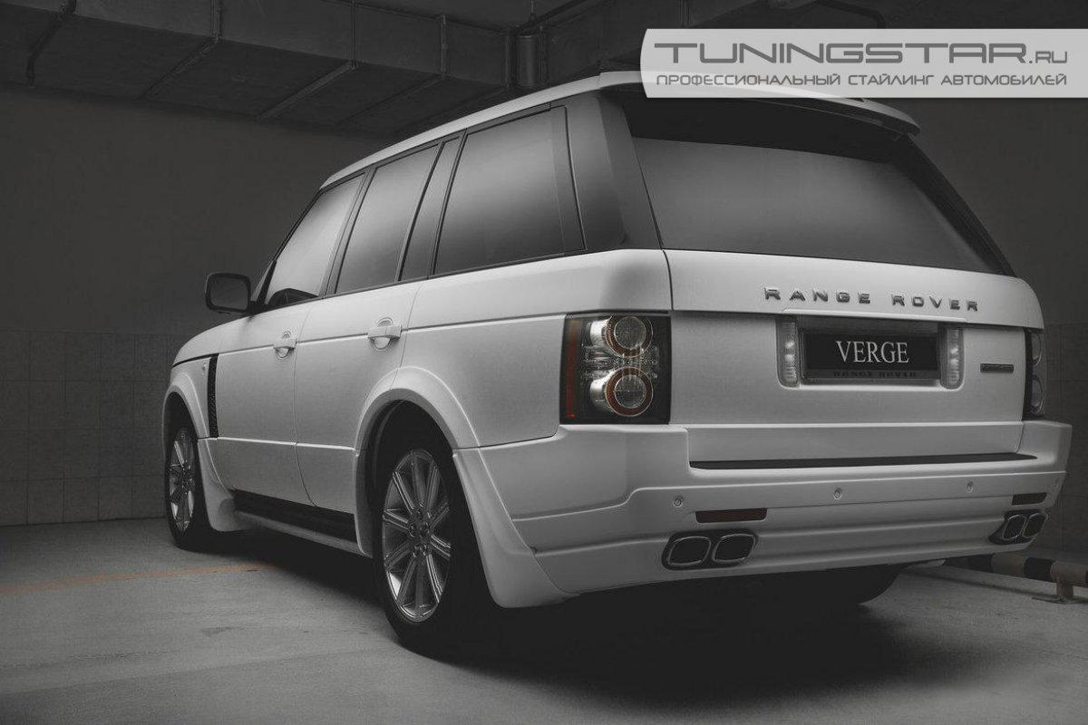 Расширители колесных арок Verge Design для Range Rover Vogue 2005-2012